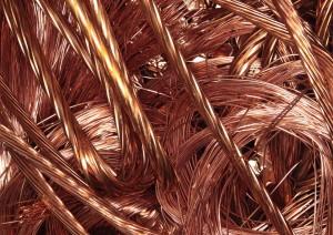 Bright and Shiny Copper