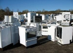 white goods recycling brisbane - tall ingots